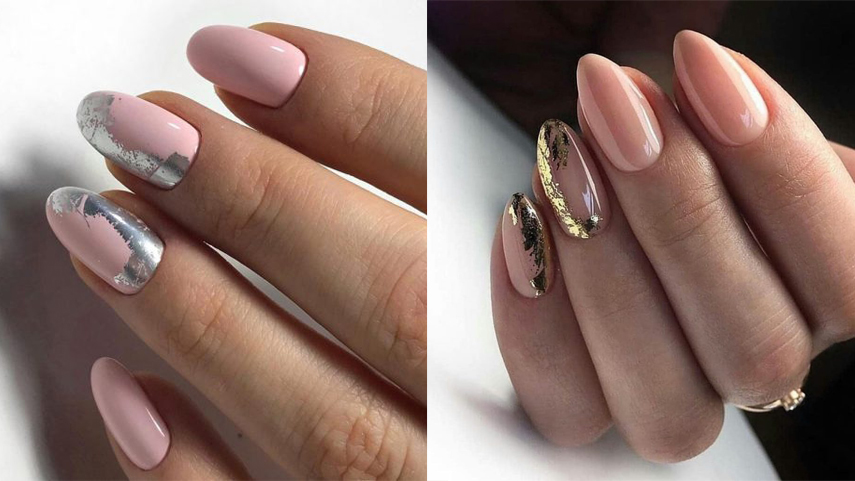 Oval Nails Designs Trend Is Making A Comeback On 2020
